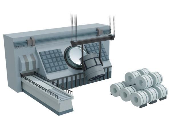 Оборудование металлургической промышленности